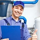 Detail of central Heating Engineer in Fareham
