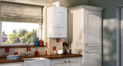 Kitchen Boiler Installation In Fareham